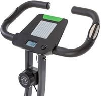 Tunturi cardio fit B25 x-bike folding bike display