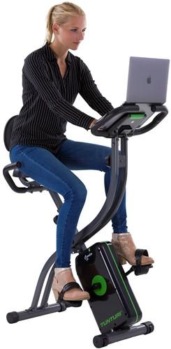 Tunturi cardio fit B25 x-bike folding bike model 2