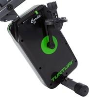 Tunturi cardio fit B25 x-bike folding bike trapper