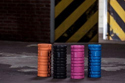 Tunturi yoga grid foam rollers 2