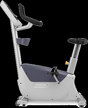 Precor Upright Bike UBK 615 Hometrainer - Gratis montage
