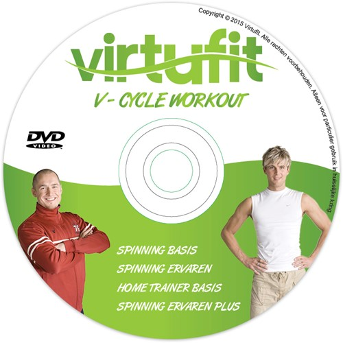 VirtuFit Spinning DVD