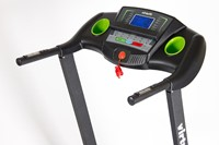 VirtuFit TR-100 loopband close up console inclusief handrail
