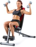 Weider Pro 255 L Utility Bench - Trainingsbank / Fitnessbank