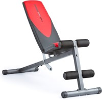 Weider Pro 255 L Utility Bench - Trainingsbank / Fitnessbank-1