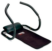 Weider Crunch Trainer Met Fitness DVD-1