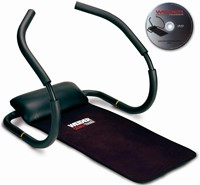Weider Crunch Trainer Met Fitness DVD-2