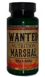 Wanted Nutrition Marshal