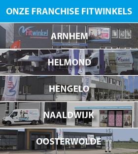 Fitnessmerken - Home - Fitwinkels