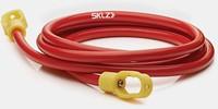 SKLZ Weighted Jump Rope 1,5 lb - Verzwaard Springtouw-1