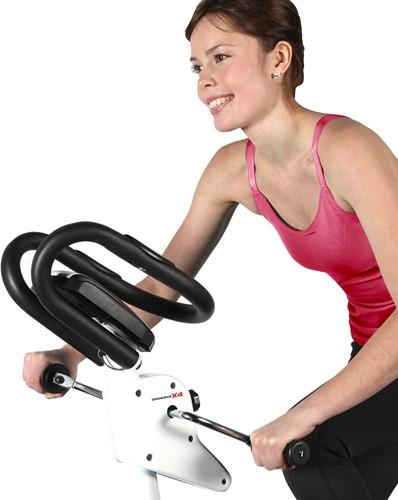 Gymstick Hometrainer & Mini-bike in 1 - Gratis montage-2