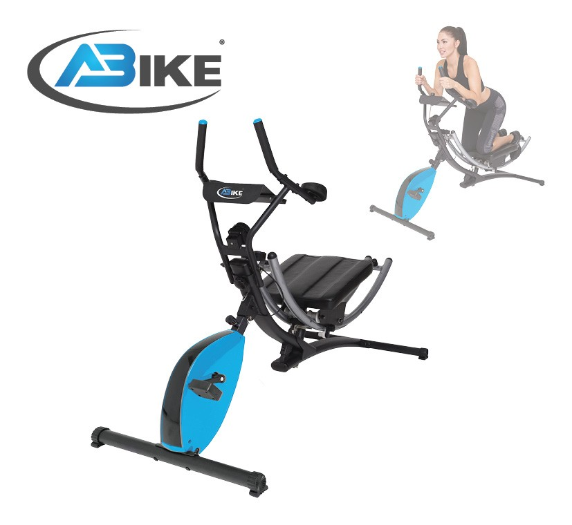 Ab Bike Buikspiertrainer Hometrainer