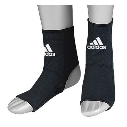 Adidas Enkelbeschermers met Anti-Slip - Zwart