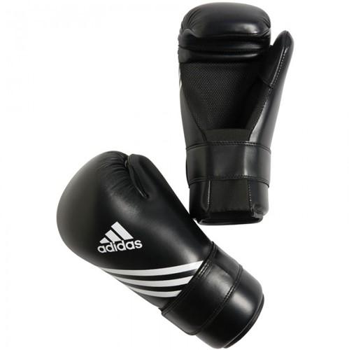 Adidas Semi Contact Gloves - Bokshandschoenen - Zwart