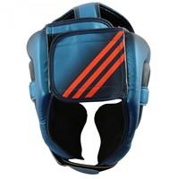 Adidas Speed Training Hoofdbeschermer Blauw