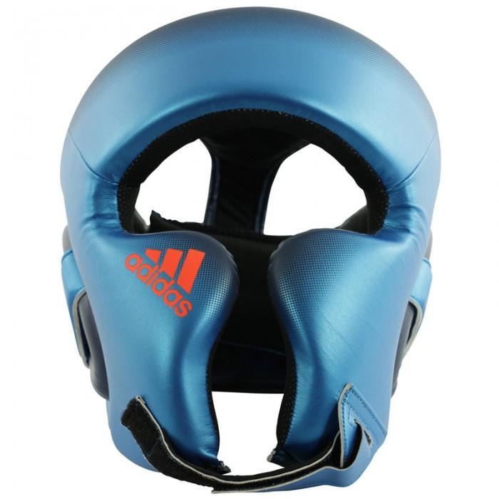 Adidas Speed Training Hoofdbeschermer Blauw - M