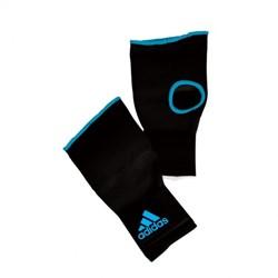 Adidas Binnenhandschoenen Zonder Bandage Zwart / Blauw