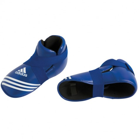 Adidas Super Safety Kick Blauw