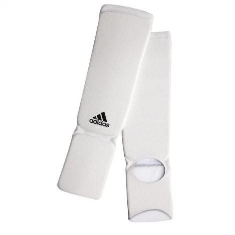 Adidas Elastische Scheenbeschermer - Blauw-3