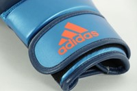 Adidas Training Grappling Handschoenen Blauw-2