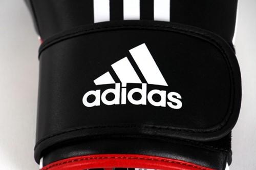 Adidas Energy 100 Bokshandschoenen Zwart-Wit-3
