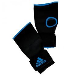 Adidas Gevoerde Binnenhandschoen - Zwart / Blauw