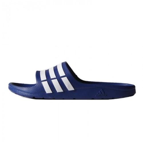 Adidas Duramo Slippers Slide Blauw-3