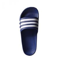Adidas Duramo Slippers Slide Blauw-2
