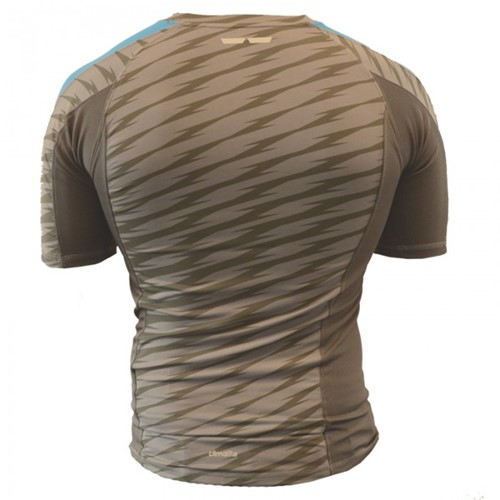 Adidas Ultimate Athlete Rashguard Korte Mouw-2