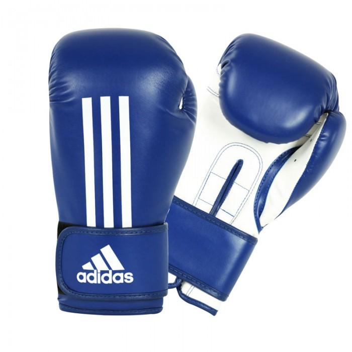 Adidas Energy 100 (Kick)Bokshandschoenen Blauw-Wit_10 oz