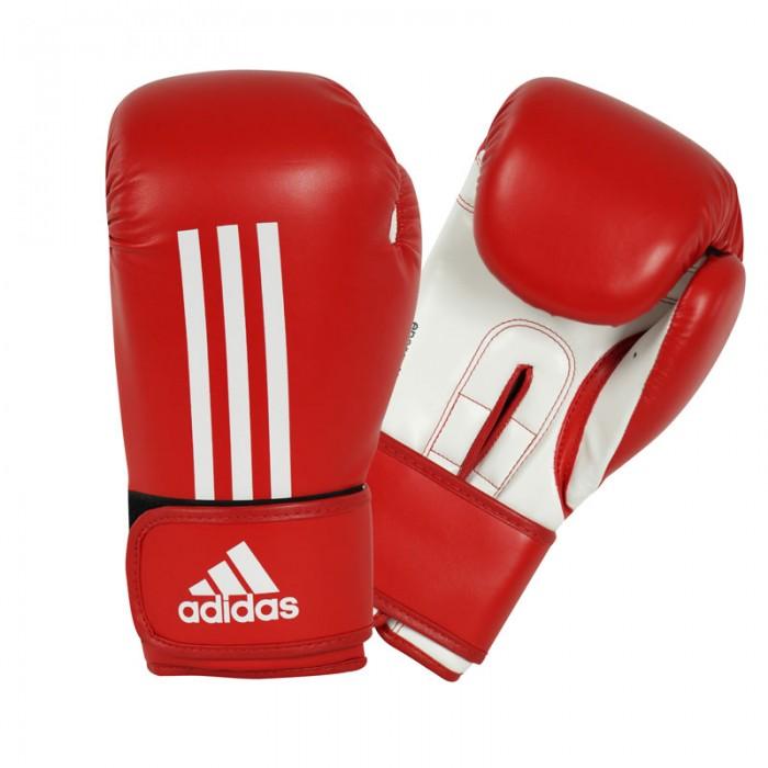 Adidas Energy 100 (Kick)Bokshandschoenen Rood-Wit_16 oz