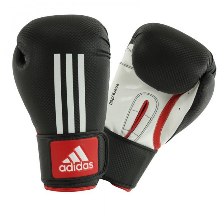 Adidas Energy 200 (Kick)Bokshandschoenen Rood-Wit