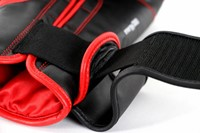 Adidas Energy 300 (Kick)Bokshandschoenen Zwart-Rood-3