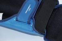 Adidas Speed Grappling Shin-n-Step Blauw-2