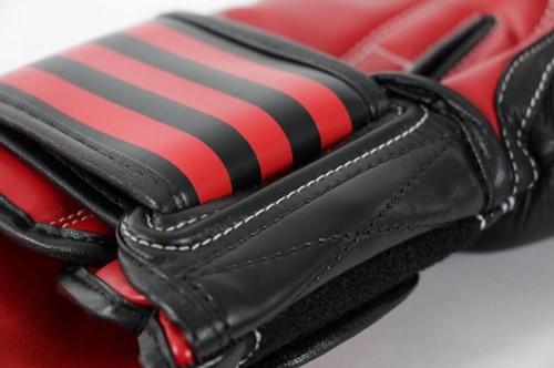 Adidas Power 300 (Thai)Bokshandschoenen Zwart-Rood-2
