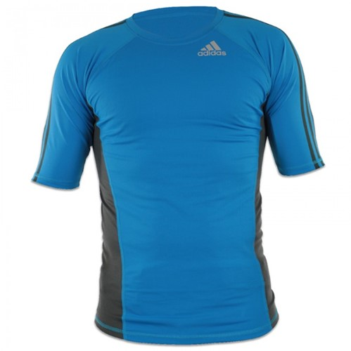 Adidas Transition Rashguard Korte Mouw