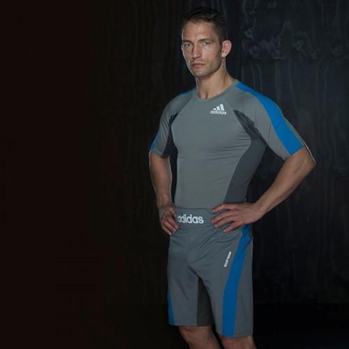 Adidas Fluid Technique MMA Training Short