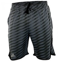 Adidas Training MMA Short Grijs Beluga-1