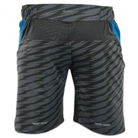 Adidas Ultimate Athlete MMA Short Grijs Beluga-2