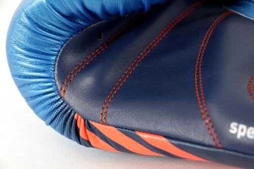 Adidas Speed 100 (Kick)Bokshandschoenen Blauw-2