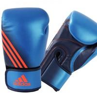 Adidas Speed 200 (Kick)Bokshandschoenen Blauw-1