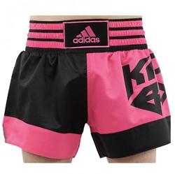 Adidas Kickboxing Short Zwart Roze