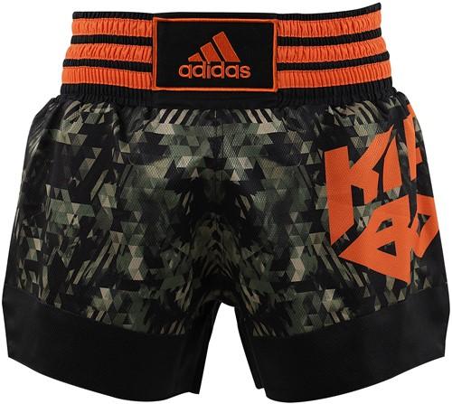 Adidas Kickboxing Short - Camo
