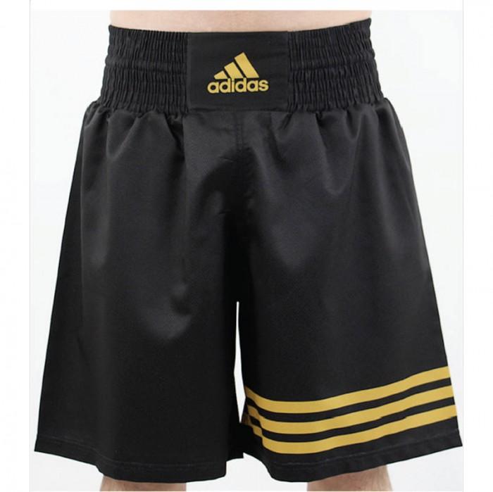 Adidas Multi (kick)Boxing Short Zwart Goud XXL
