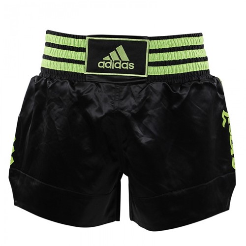 Adidas Thaiboks Short Original Zwart Groen