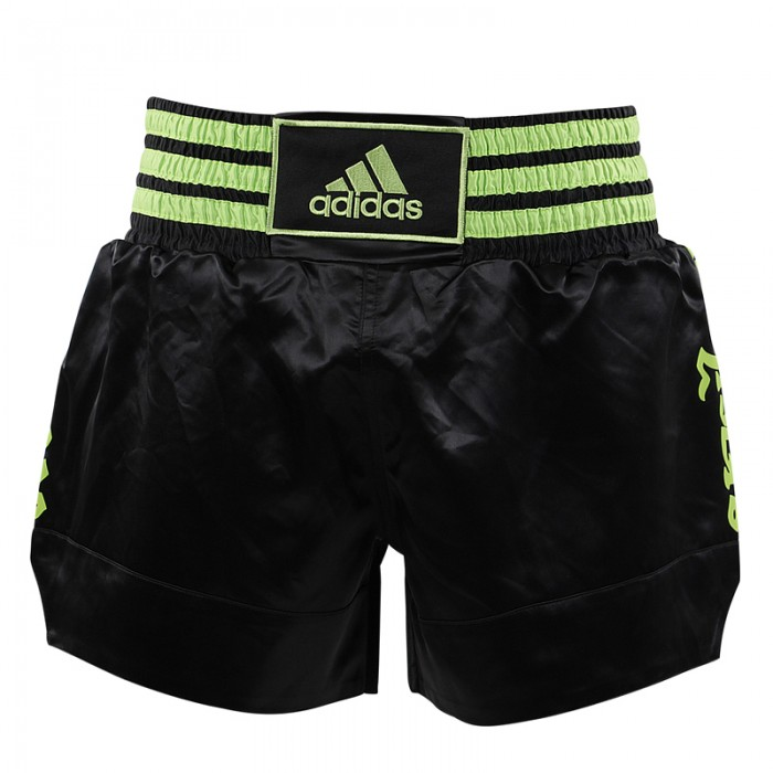 Adidas Thaiboks Short Original Zwart Groen M