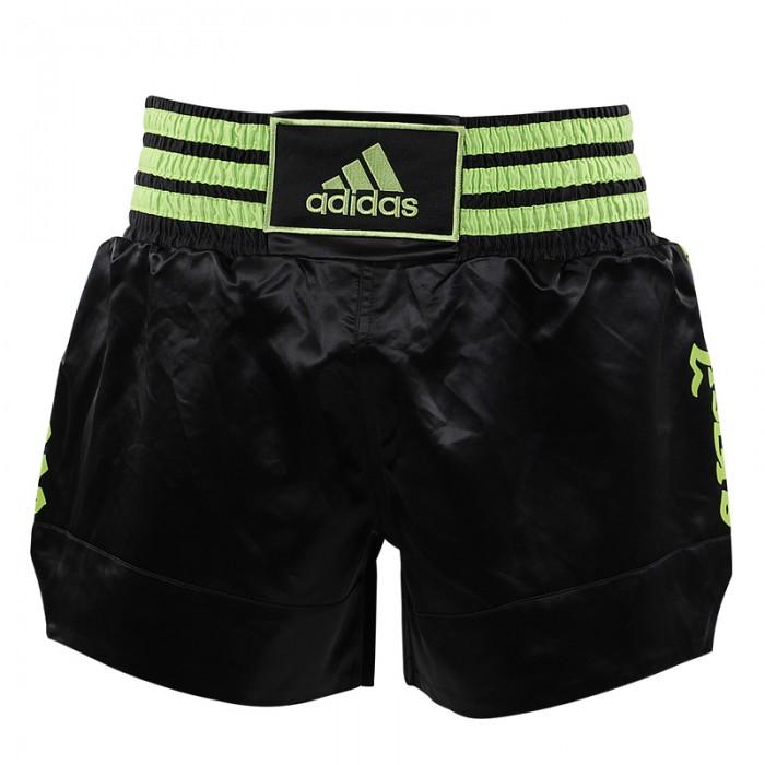 Adidas Thaiboks Short Original Zwart Groen XL