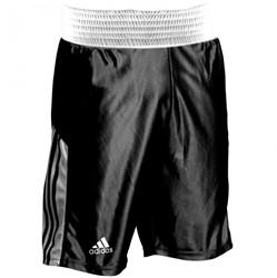 Adidas Amateur Boxing Short Zwart Wit