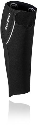 Rehband QD Kuit en Scheenbeschermer - 5 mm - Zwart - L - Tweedekans