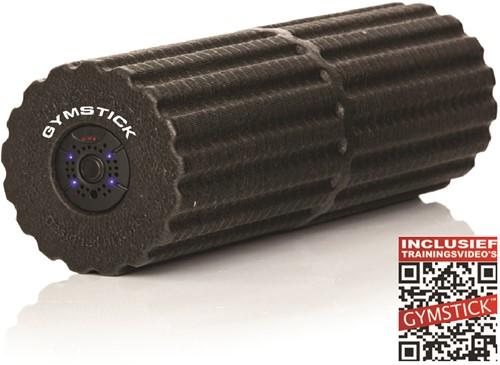 Gymstick Tratac Vibration Roller - Foam Roller - 45 cm - Met Online Trainingsvideo's